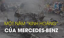"""Một năm """"kinh hoàng"""" của Mercedes-benz"""