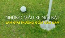 Điểm danh những mẫu xe nổi bật được chọn làm giải thưởng Golf của năm 2019 tại Việt Nam