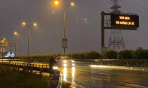 Đơn vị quản lý cao tốc xin lỗi vì khuyến cáo \'Trời mưa thì không lái xe\'
