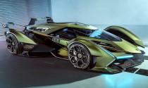 Lamborghini V12 Vision Gran Turismo – Tuyệt phẩm có thể lái được nhưng không thể chạm tay vào