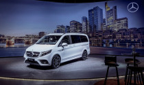 Mercedes-Benz V-Class 2020 nâng cấp nhẹ, giá từ 2,579 tỷ đồng