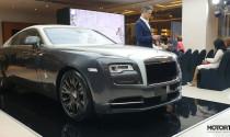 """Rolls-Royce Wraith Eagle VIII phiên bản đặc biệt độc nhất ĐNÁ """"lên sàn"""" tại Thái Lan"""