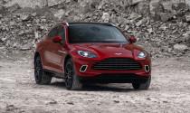 Siêu SUV của Aston Martin sẽ có bản hiệu năng cao