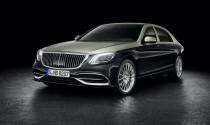 Mercedes-Benz S-Class W222 cán mốc 500.000 chiếc