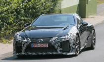 Lexus sắp có động cơ V8 cực khủng