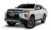 """Mitsubishi trình diện Triton bản Knight giới hạn cực """"ngầu"""", giá từ 771 triệu"""