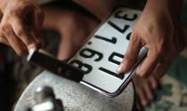 """Rốt ráo kiểm tra xe gắn thiết bị """"thay đổi"""" biển số xe dịp cuối năm"""