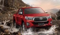 Toyota Hilux dính lỗi triệu hồi tại Việt Nam
