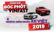 Giảm giá, bóc phốt, Vinfast và những điểm nhấn xe Việt 2019