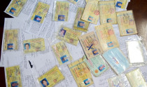 Tháng 6/2020, đưa mã QR lên giấy phép lái xe