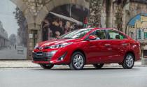 Giá trị thực của những option mới được trên Toyota Vios 2020