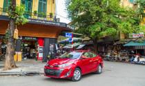 Lo ngại đối thủ, Toyota Vios 2020 mới ra mắt, giá không đổi