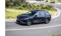 Mazda CX-8 Deluxe sẵn sàng đến tay người dùng Việt, giá dưới 1,1 tỷ đồng