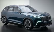 """Thương hiệu xe ô tô điện mới của """"xứ sở thảm bay"""" sắp trình làng SUV đầu tiên"""