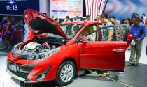 Ô tô sedan hạng B được người Việt chọn mua nhiều nhất năm 2019