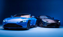 Aston Martin Vantage Roadster – Chiếc xe đóng, mở mui nhanh nhất thế giới