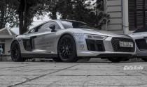 Audi R8 thế hệ mới sẽ sử dụng động cơ hybrid V10