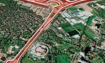 Cấm ô tô khách, xe buýt, xe tải lưu thông qua khu vực đường đua F1