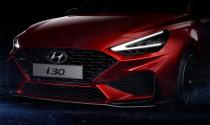 Hé lộ hình ảnh bản cập nhật của Hyundai i30 N Line