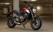 Honda CB650R thêm diện mạo mới, cá tính hơn