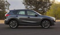 Mazda CX-5 bị triệu hồi vì lỗi đèn định vị