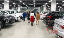 Mở màn năm 2020, thị trường ô tô sụt giảm 50%