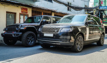Chạm mặt SUV ăn chơi Jeep Wrangler Unlimited Rubicon giá hơn 4 tỷ đồng