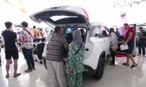 GM vừa ra thông báo, khách Thái đã 'san phẳng' showroom của Chevrolet