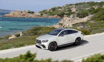 Mercedes-AMG trình làng siêu SUV mạnh 600 mã lực