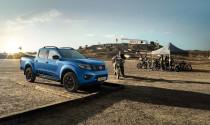 Nissan Navara ra mắt bản N-Guard cho thị trường châu Âu, có thêm cửa sổ trời