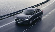 Volvo hé lộ bộ đôi S90 và V90 2021: nâng cấp nhẹ như bản facelift