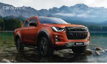 Isuzu D-Max 2020 sắp chào bán tại Úc: đột phá có làm nên kì tích?