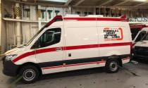 Lộ diện những hình ảnh xe cứu thương F1, thương hiệu gây bất ngờ
