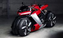 Ngắm siêu mô-tô 4 bánh Lazareth LM 410
