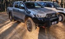 Toyota GR Hilux, đối thủ của Ford Ranger Raptor?