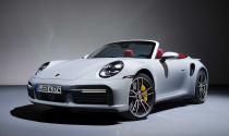 Porsche 911 Turbo S thế hệ mới đã tàn sát siêu xe