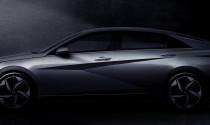 Hyundai Elantra 2021 bất ngờ lộ ảnh nóng