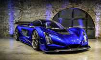 Khám phá hypercar vượt trội Bugatti Chiron ở hầu hết mọi chỉ số