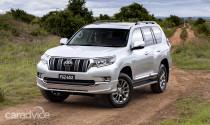 Toyota Prado bản Horizon trình làng tại Úc với diện mạo mạnh mẽ hơn