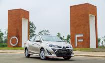 Toyota Vios bức tốc, lấy lại ngôi vua doanh số