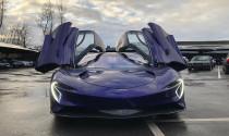 """""""Siêu phẩm"""" McLaren Speedtail 2,24 triệu USD đầu tiên đến tay khách hàng"""