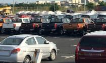 Hơn 4.500 ô tô nhập khẩu trong nửa đầu tháng 3