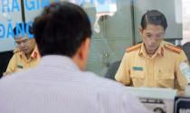 Quy trình nộp phạt trực tuyến thực hiện tại nhà
