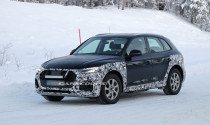 Sắp có Audi Q5 Sportback cạnh tranh với BMW X4 và Mercedes-Benz GLC Coupe