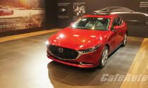 Triệu hồi 300 xe Mazda 3 cập nhật hệ thống hỗ trợ phanh SBS