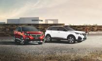Xem phiên bản mới của bộ đôi SUV Peugeot 3008 và 5008 có giá khoảng 1 tỷ đồng