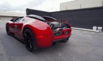 Đã nổi bật, nay còn ồn ào hơn với gói ống xả RYFT của Bugatti Veyron