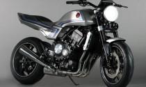 Honda CB-F 2020 ra mắt online bản concept