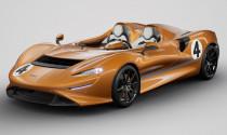 McLaren Elva ra mắt siêu xe mui trần tôn vinh cha đẻ của hãng