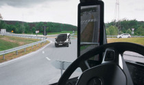 Mercedes Benz triển khai thay gương bên truyền thống bằng camera